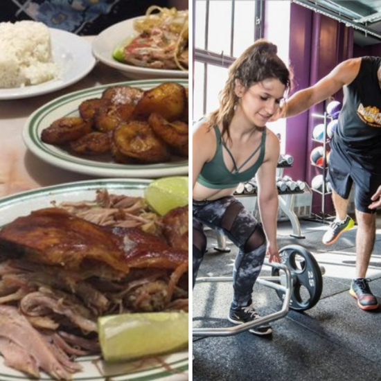 sw/EATS! Crunch Fitness and El Gran Castillo de Jagua