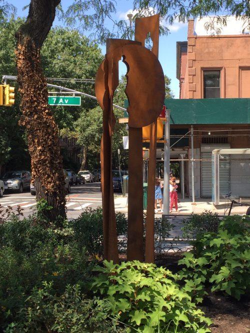 Public Art in the 7th Avenue Triangle!!