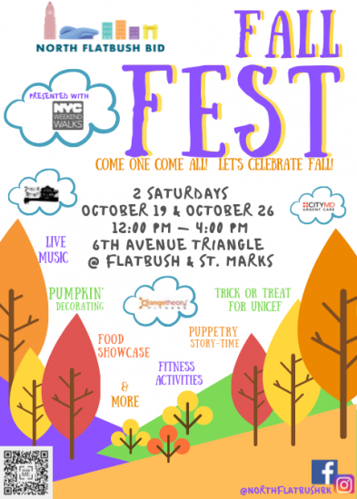 Fall Fest is COMING!