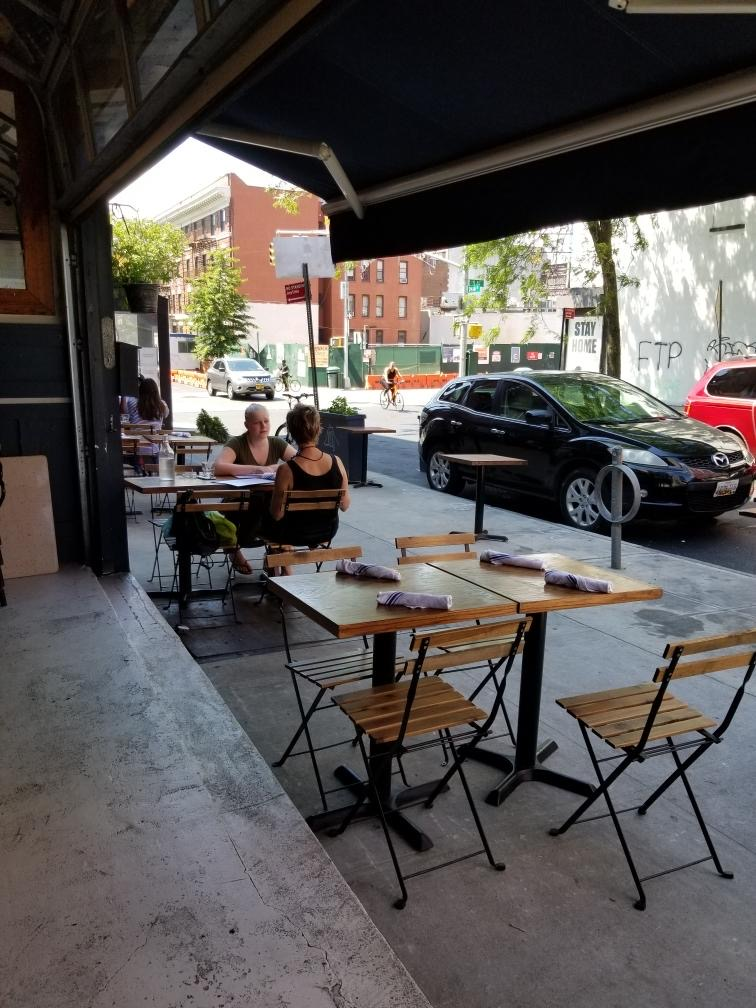 Outdoor Dining Is Now Year Round!