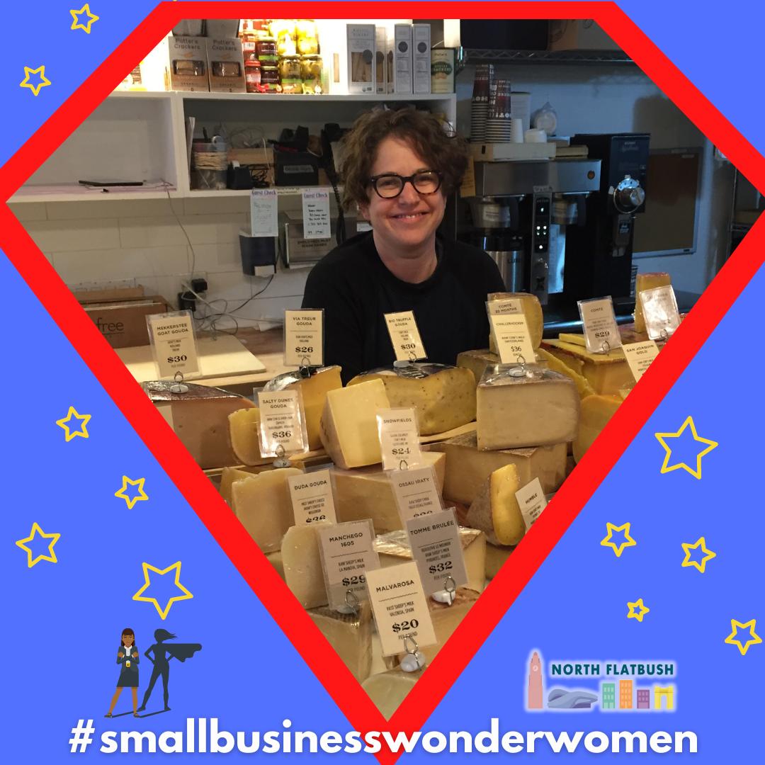 Highlighting North Flatbush Avenue Woman Owned Businesses! Mandy Wynn