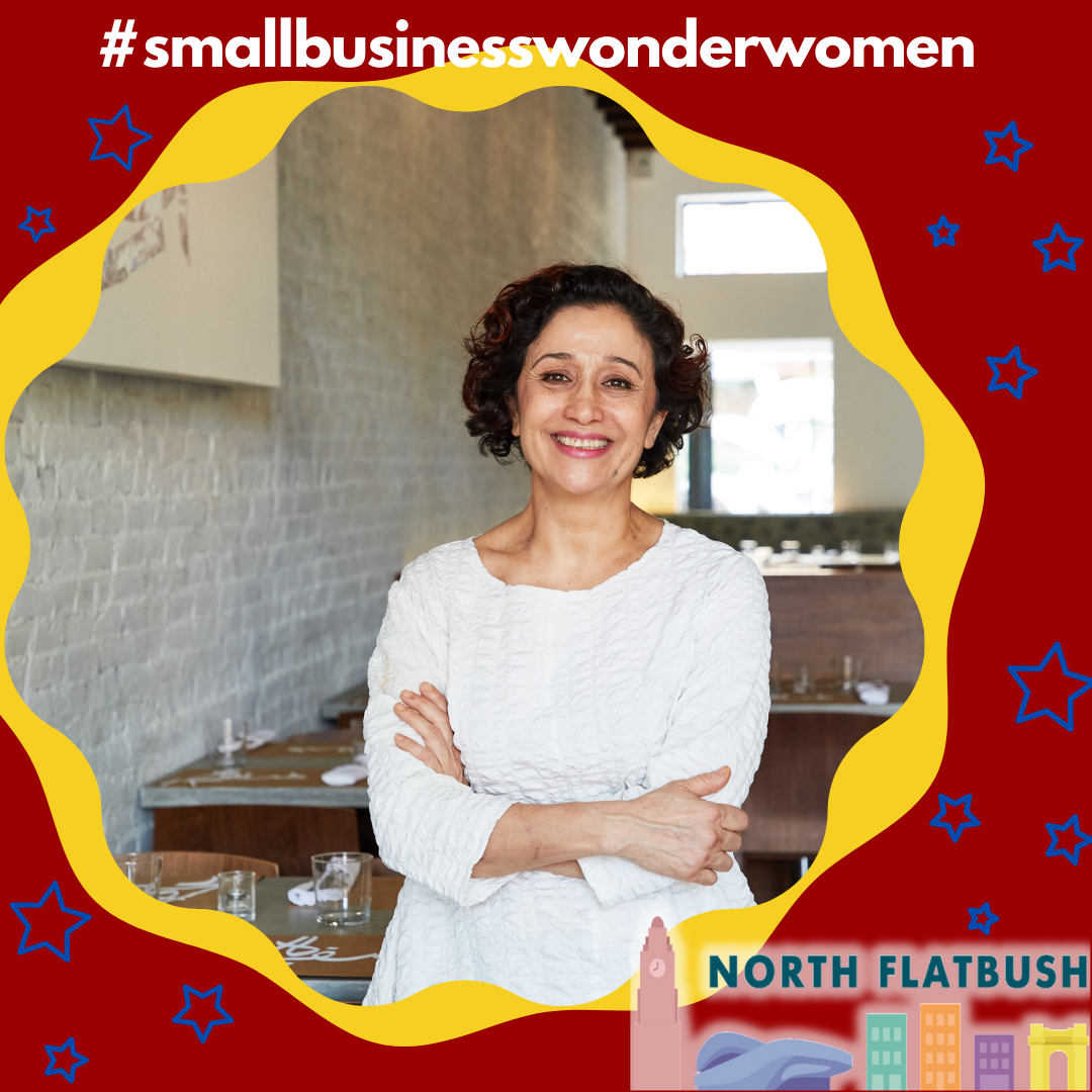 Highlighting NFBID Woman-Owned Businesses: Sofreh