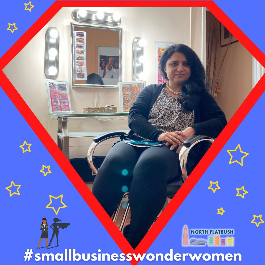 Highlighting North Flatbush Avenue Woman Owned Businesses! Zakia Noreen Kattak