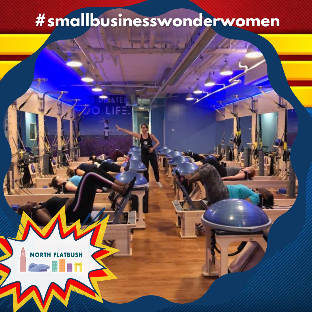 Highlighting NFBID Woman-Owned Businesses: Club Pilates